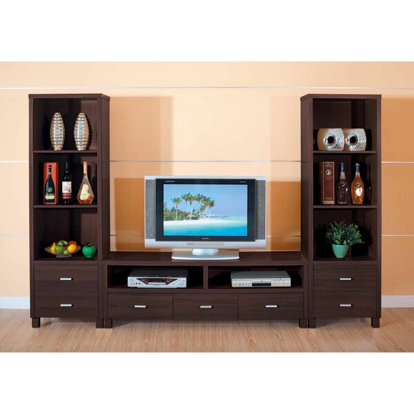 Compare Price Szabo Entertainment Center For TVs Up To 65