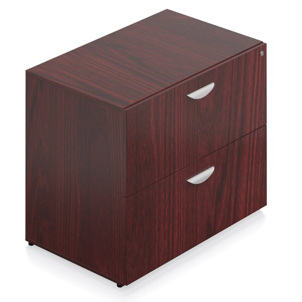 Ventnor 2 Drawer Lateral File by Offices To Go