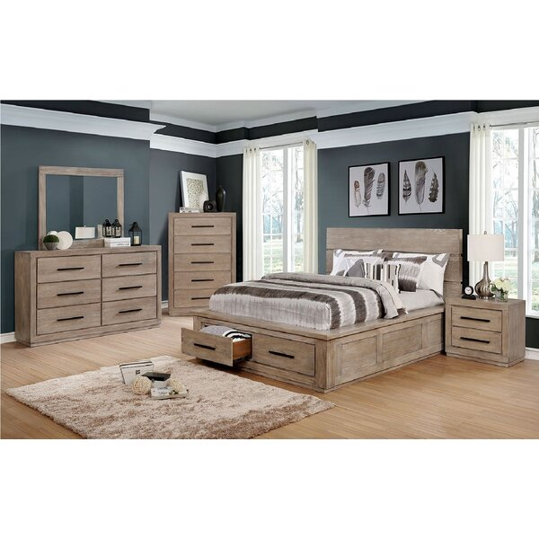 Nieves Platform Configurable Bedroom Set by Foundry Select