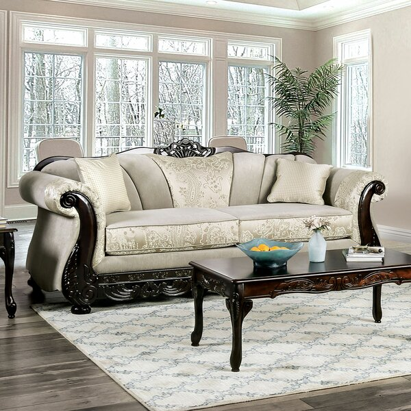 Modern Beautiful Vasili Sofa by Astoria Grand by Astoria Grand