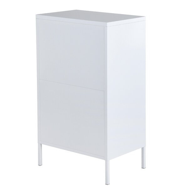 Annalecia 2 Door Accent Cabinet by Latitude Run Latitude Run