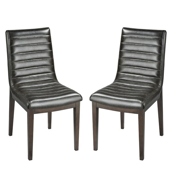 Solis Side Chair (Set of 2) by 17 Stories