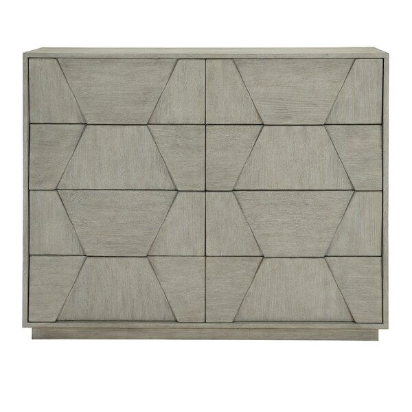 Linea 8 Drawer Dresser by Bernhardt