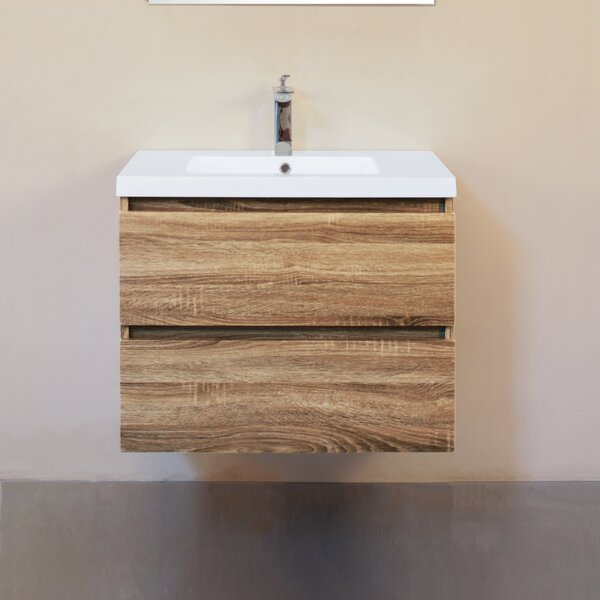 Samaira 30 Wall-Mounted  Single Bathroom Vanity Set by Willa Arlo Interiors