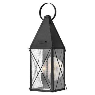 Compare Smardale 2-Light Outdoor Wall Lantern By Gracie Oaks