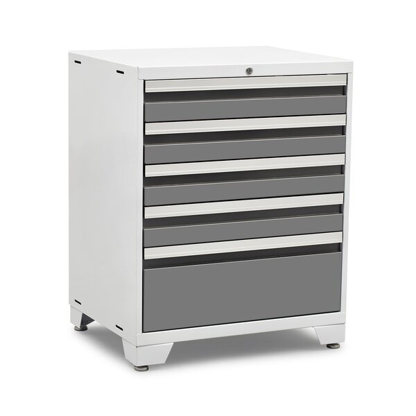 Pro 3.0 Series 28W 5-Drawer Side Chest by NewAge Products