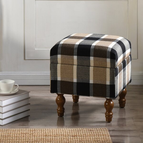 Frodsham Cube Storage Ottoman by Gracie Oaks