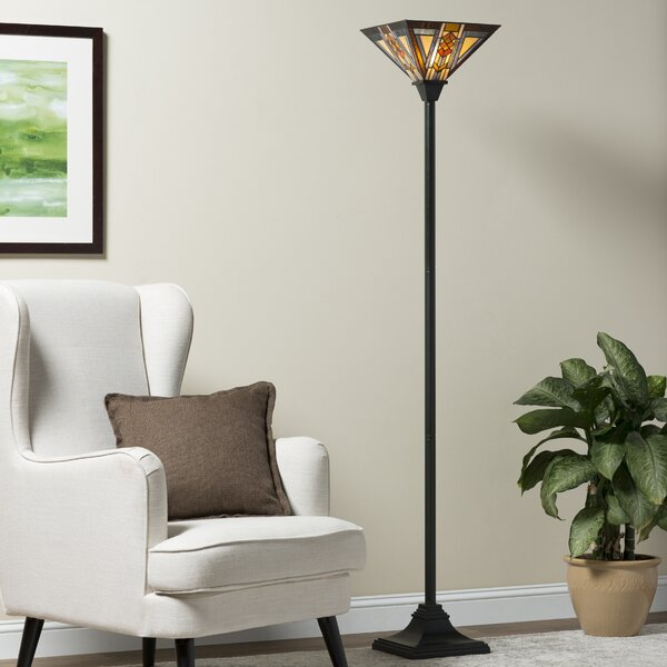 Ashprington 71 Torchiere Floor Lamp by Astoria Grand