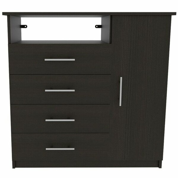 Abdi 4 Drawer Combo Dresser By Ebern Designs