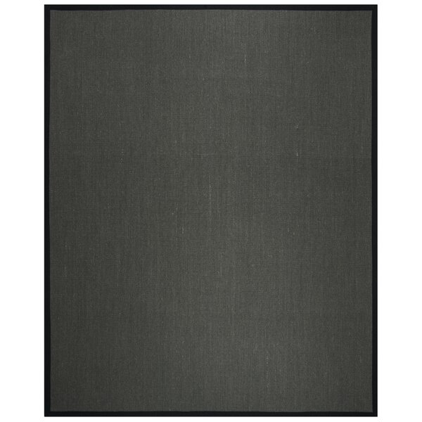 Wyckoff Black Area Rug by Trent Austin Design