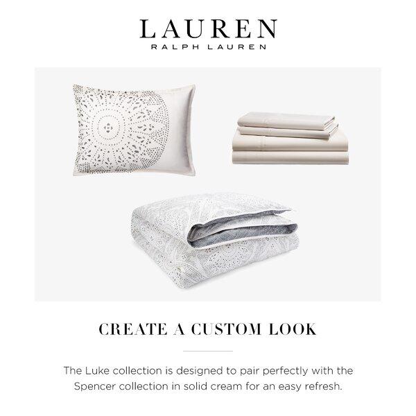 Luke Reversible Comforter Set