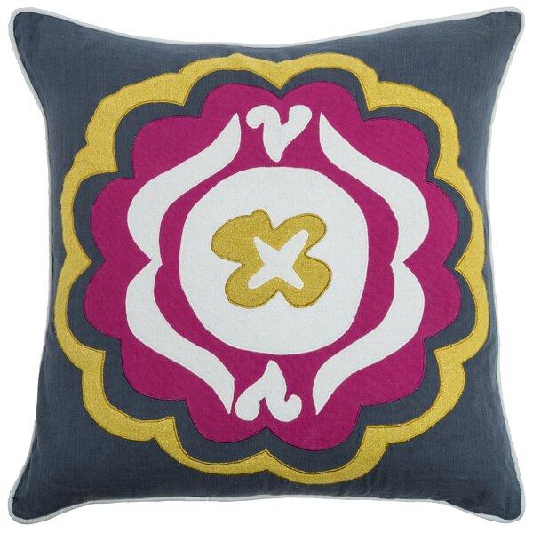 Denesha Throw Pillow by Wildon Home ®