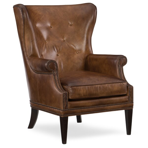 Maya Wing Wingback Chair by Hooker Furniture