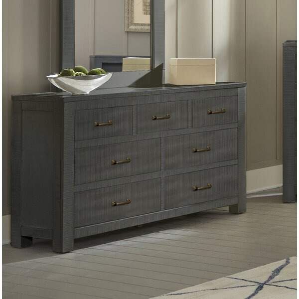 Zelma 7 Drawer Dresser By Loon Peak by Loon Peak Great Reviews