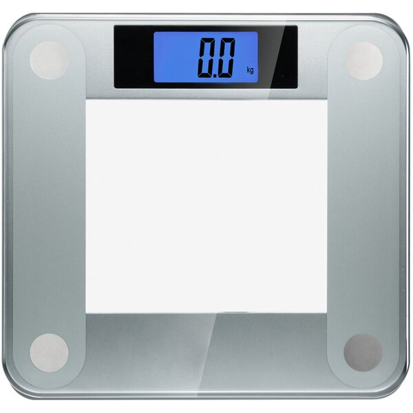 Precision II Digital Bathroom Scale with Weight Change Detection Technology by Ozeri