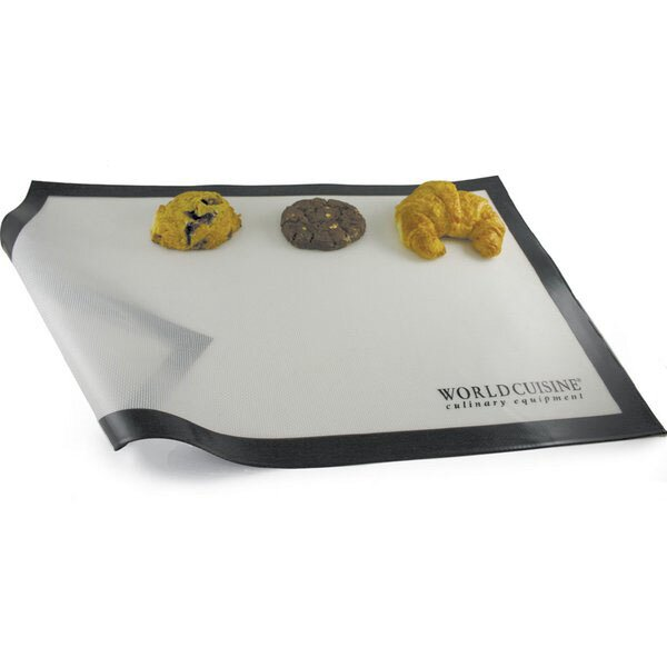 Non-Stick Baking Mat (Set of 2) by Paderno World Cuisine