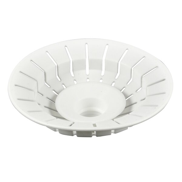 Hair Catcher Grid Bathroom Sink Drain by Danco