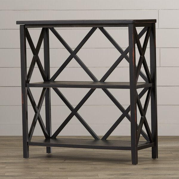 Ollie Etagere Bookcase by August Grove