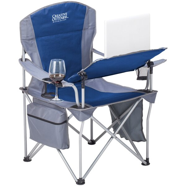Ichair Folding Camping Chair by CREATIVE OUTDOOR D