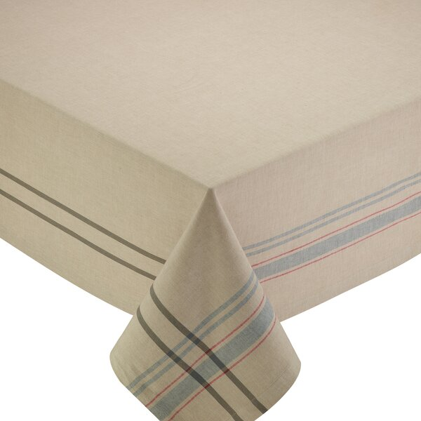 French Market Chambray Tablecloth by Design Imports