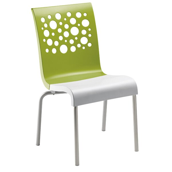 Leigh Woods Stacking Banquet Chair by Latitude Run