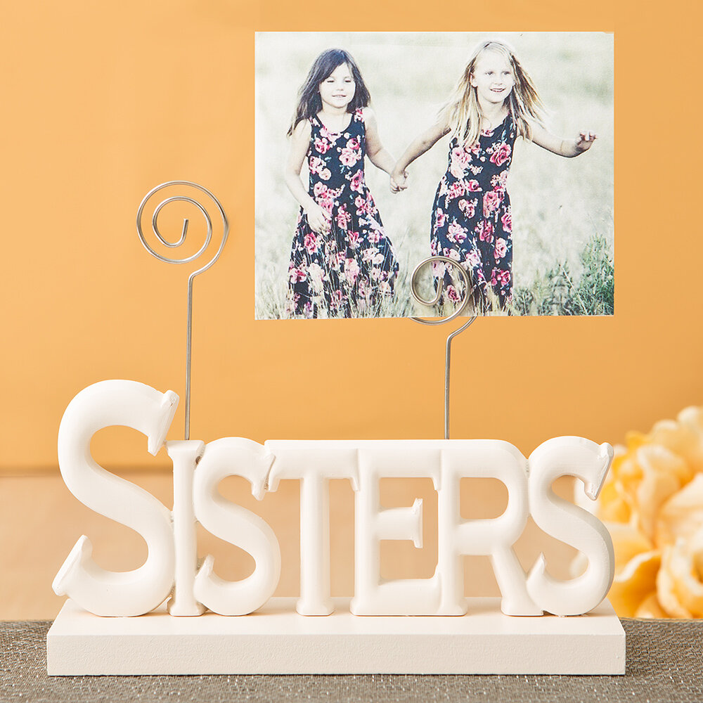 FashionCraft Lovely Sisters Picture Frame   Wayfair