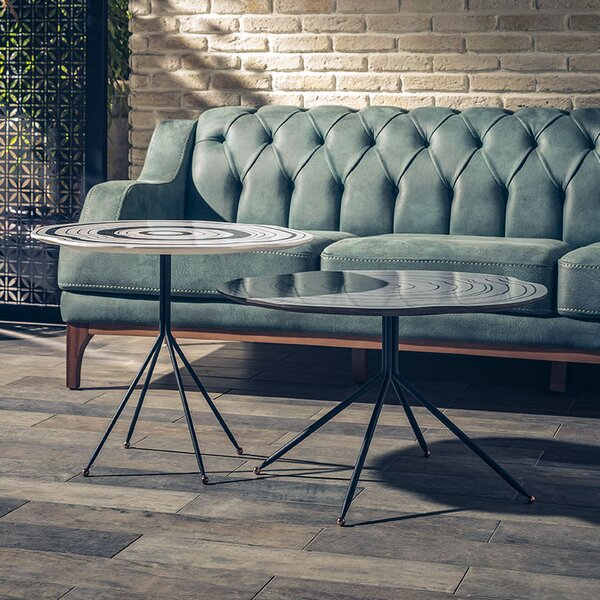 Rego 2 Piece Coffee Table Set by Brayden Studio Brayden Studio®