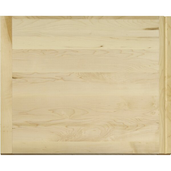 Hardwood Routed Pull-out Cutting Board by Vance Industries