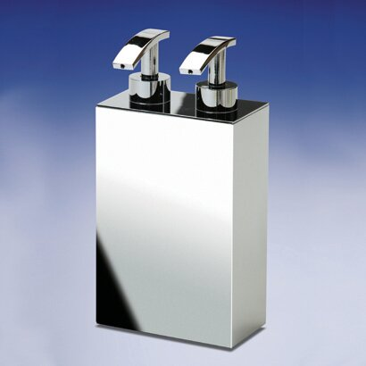 Squared Two Pumps Soap Dispenser by Windisch by Nameeks
