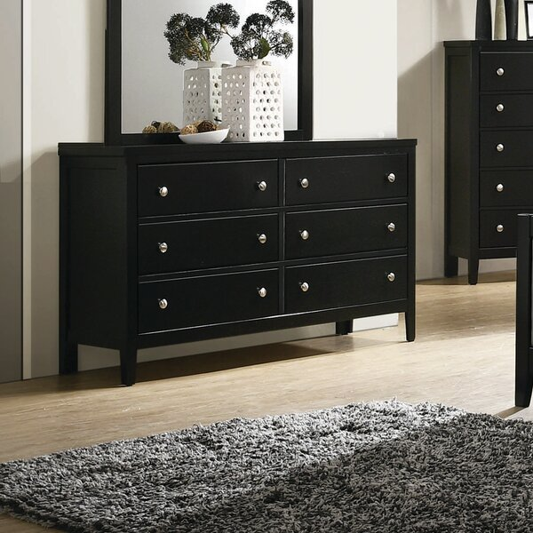 Mckown 6 Drawer Double Dresser by Ivy Bronx Ivy Bronx