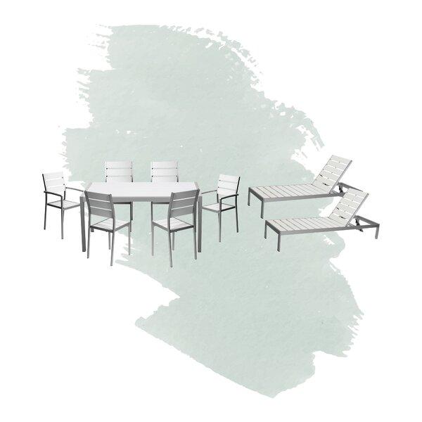Kiera 9 Piece Dining Set By Foundstone by Foundstone Bargain