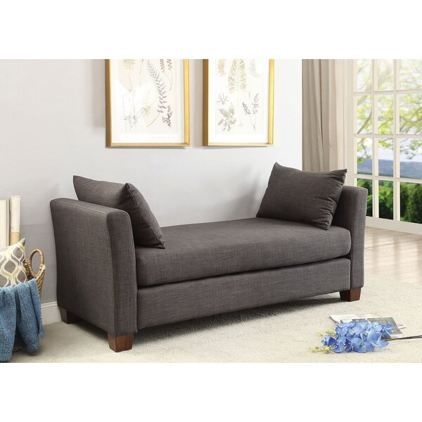 Faris Upholstered Bench by Darby Home Co