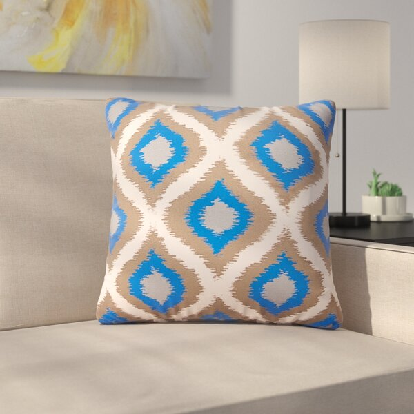 Marika Throw Pillow by Bloomsbury Market