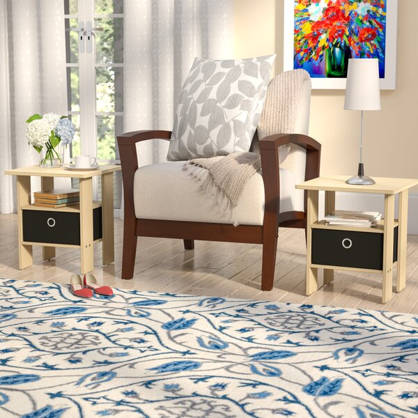 Coughlin End Table Set With Storage (Set Of 2) By Winston Porter