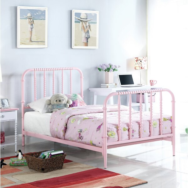 Seager Slat Bed by Harriet Bee