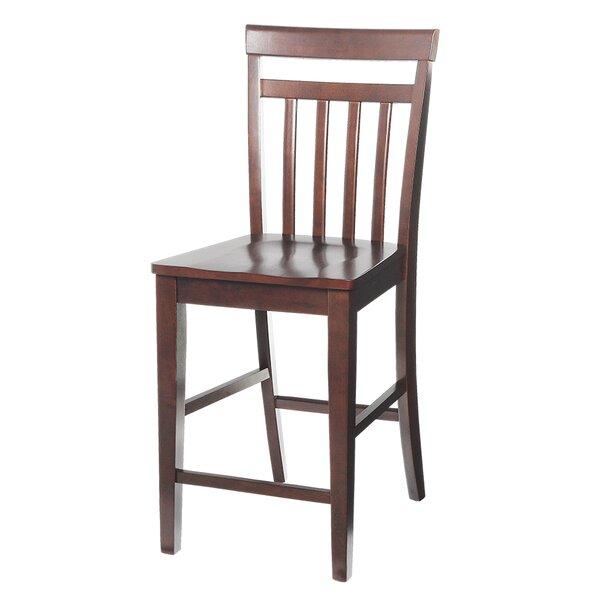 Norwalk Solid Wood Dining Chair by Loon Peak