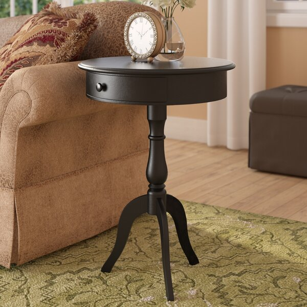 Wedgewood End Table By Charlton Home
