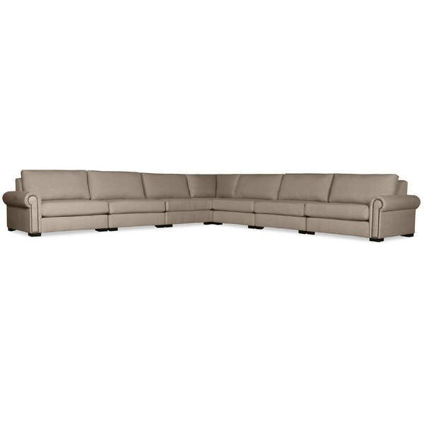 Valuable Today Willia Symmetrical Modular Sectional by Three Posts by Three Posts