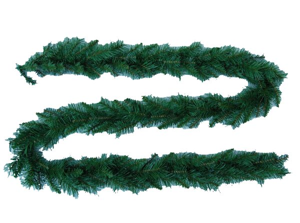 Mixed Pine Christmas Garland by Santa's Workshop