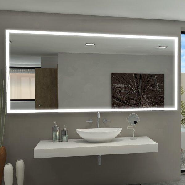 Kristian Illuminated Bathroom/Vanity Wall Mirror