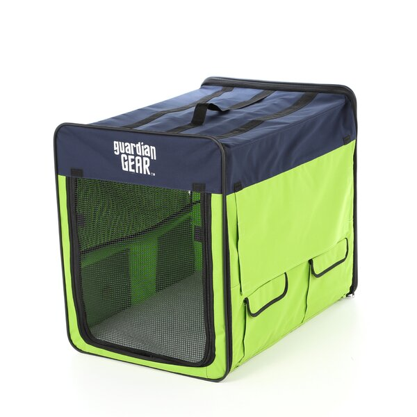 Collapsible Pet Crate by Guardian Gear