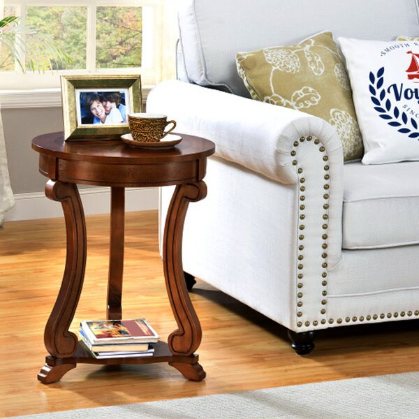 End Table By All Things Cedar