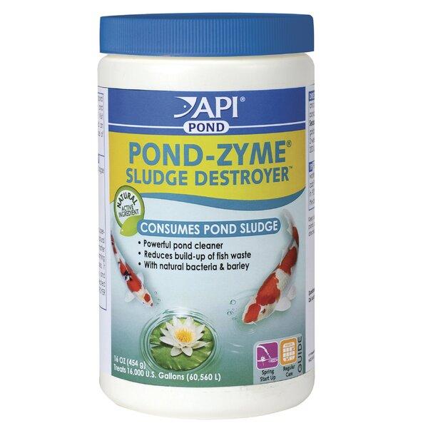 Pond-Zyme Enzymatic Barley Pond Cleaner by Pondcare