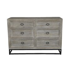 Fritts 6 Drawer Dresser by Brayden Studio