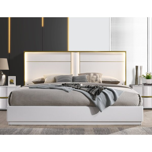 Kumail Platform Bed by Orren Ellis