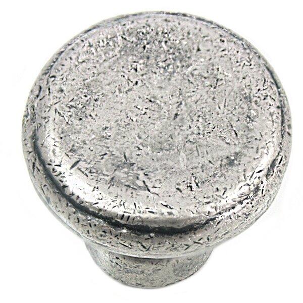Riverstone Mushroom Knob by MNG Hardware