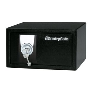 Review Security Safe with Key Lock by Sentry Safe