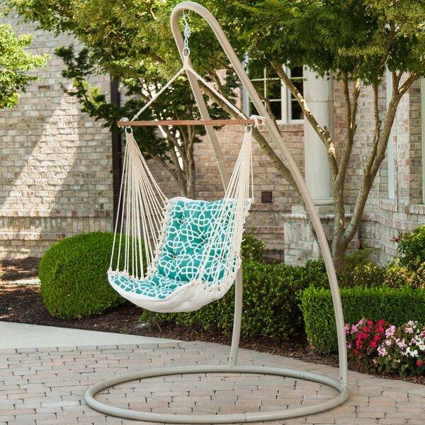 Wilcoxen Tufted Single Sunbrella Chair Hammock by Bungalow Rose