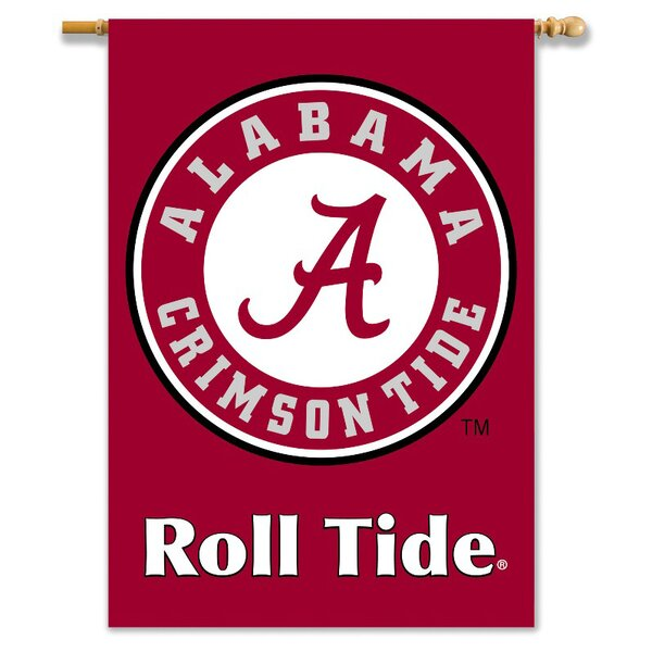 NCAA 2-Sided Polyester Banner by BSI Products
