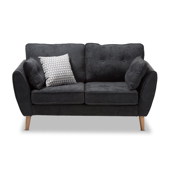 Crosstown Loveseat by George Oliver